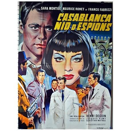 Casablanca nid d'espions