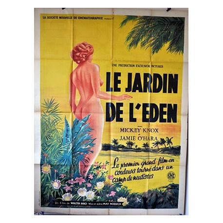 Le jardin de l'Eden