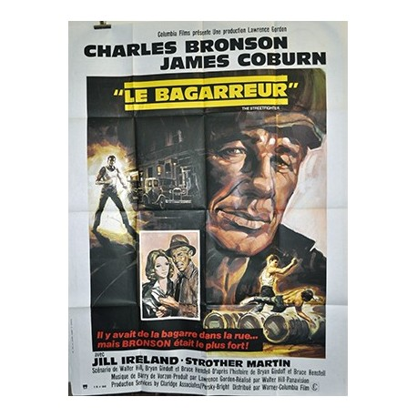 Le Bagarreur (The Streetfigther)
