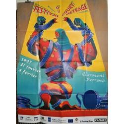 Festival du court métrage 1997 à Clermont Ferrand