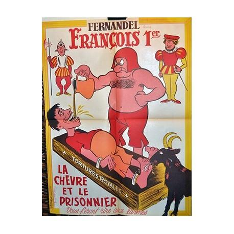 François1er - La Chèvre et le Prisonnier